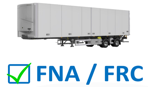 FNA och FRC city trailers