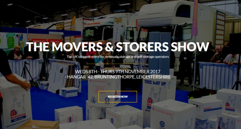 The Movers & Storers Show